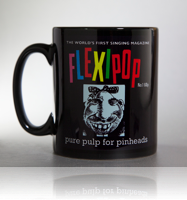 First Issue Black Mug